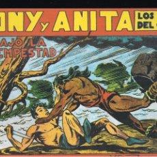 Tebeos: TONY Y ANITA Nº 20. Lote 192821367