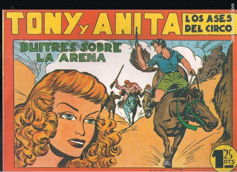 TONY Y ANITA Nº 22 (Tebeos y Comics - Tebeos Reediciones)