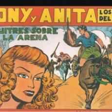 Tebeos: TONY Y ANITA Nº 22. Lote 192821506