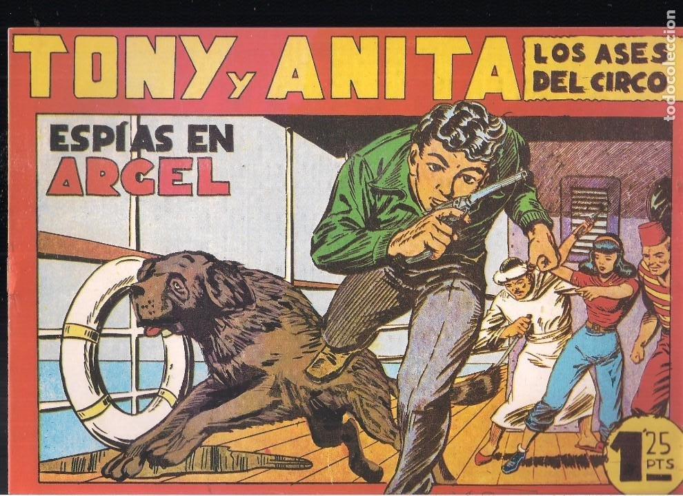 TONY Y ANITA Nº 23 (Tebeos y Comics - Tebeos Reediciones)