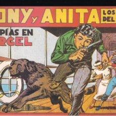 Tebeos: TONY Y ANITA Nº 23. Lote 192821707