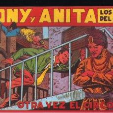 Tebeos: TONY Y ANITA Nº 24. Lote 192821818