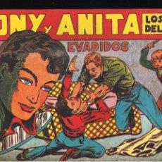 Tebeos: TONY Y ANITA Nº 25. Lote 192821923