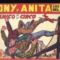 Tebeos: TONY Y ANITA Nº 26. Lote 192871208
