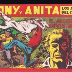 Tebeos: TONY Y ANITA Nº 27. Lote 192871288