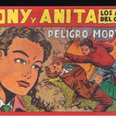 Tebeos: TONY Y ANITA Nº 28. Lote 192871348