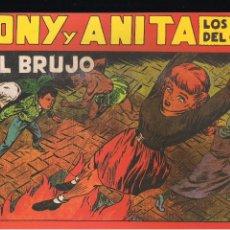 Tebeos: TONY Y ANITA Nº 29. Lote 192871473