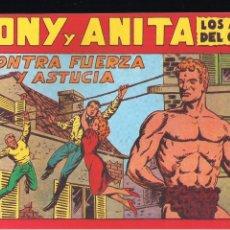 Tebeos: TONY Y ANITA Nº 30. Lote 192871535