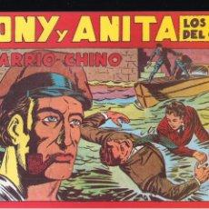 Tebeos: TONY Y ANITA Nº 31. Lote 192871577