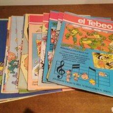 Tebeos: LOTE 26 EL TEBEO EL PERIÓDICO. Lote 192902593