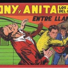 Tebeos: TONY Y ANITA Nº 32. Lote 192981460