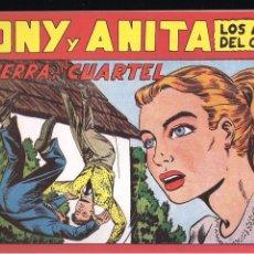 Tebeos: TONY Y ANITA Nº 33. Lote 192981500