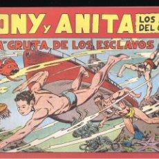 Tebeos: TONY Y ANITA Nº 34. Lote 192981565