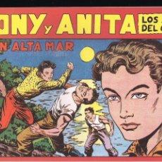 Tebeos: TONY Y ANITA Nº 35. Lote 192981666