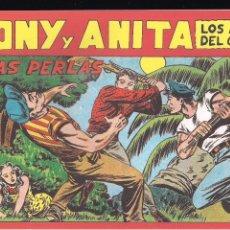 Tebeos: TONY Y ANITA Nº 36. Lote 192981727