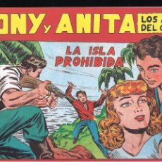 Tebeos: TONY Y ANITA Nº 37. Lote 193064330