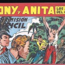 Tebeos: TONY Y ANITA Nº 38. Lote 193064447