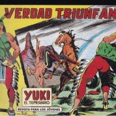 Tebeos: YUKI EL TEMERARIO Nº 20. Lote 193256462