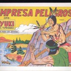 Tebeos: YUKI EL TEMERARIO Nº 24. Lote 193256648