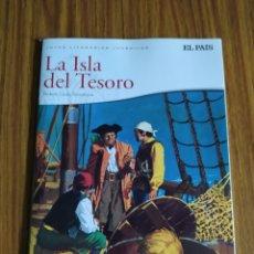 Tebeos: JOYAS LITERARIAS JUVENILES. LA ISLA DEL TESORO. EDICIÓN DE EL PAÍS (2010). Lote 193907737