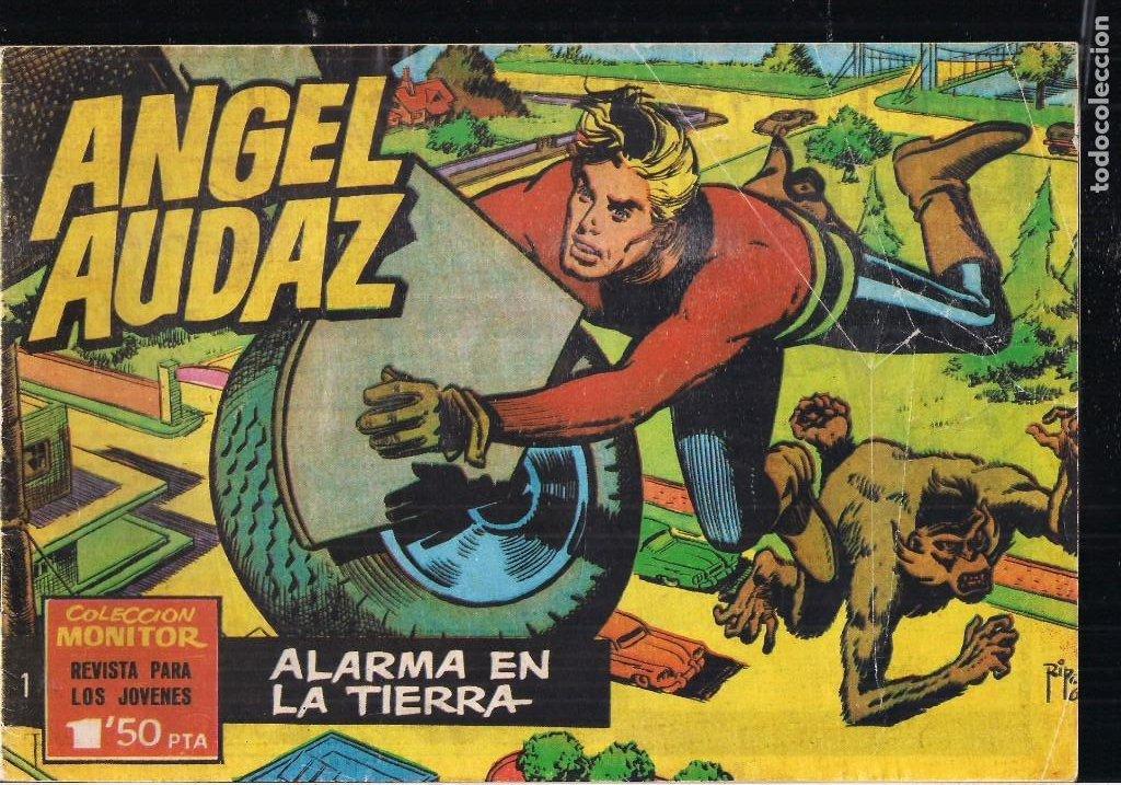 ANGEL AUDAZ Nº 1 (Tebeos y Comics - Tebeos Reediciones)