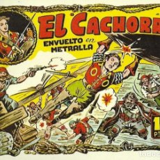 Tebeos: EL CACHORRO. IRANZO 1985. TOMO 6. Lote 194681678