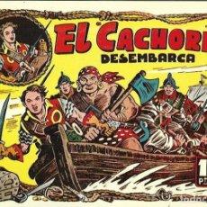 Tebeos: EL CACHORRO. IRANZO 1985. TOMO 5. Lote 194681682