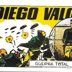 Tebeos: DIEGO VALOR. IBERCOMIC 1986. TOMO 2. Lote 194681685