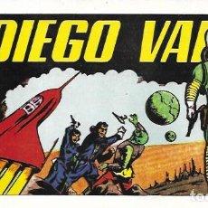 Tebeos: DIEGO VALOR. IBERCOMIC 1986. TOMO 1. Lote 194681687