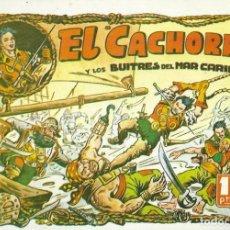Tebeos: EL CACHORRO. IRANZO 1985. TOMO 1. Lote 194681693