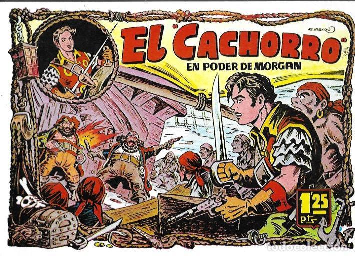 EL CACHORRO. IRANZO 1985. TOMO 10 (Tebeos y Comics - Tebeos Reediciones)