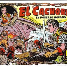 Tebeos: EL CACHORRO. IRANZO 1985. TOMO 10. Lote 194681697