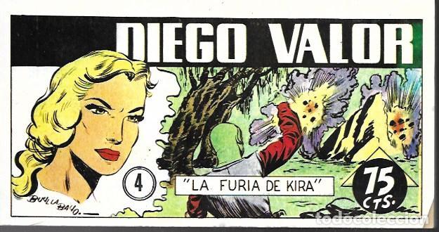 DIEGO VALOR. IBERCOMIC 1986. TOMO 4 (Tebeos y Comics - Tebeos Reediciones)