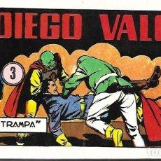 Tebeos: DIEGO VALOR. IBERCOMIC 1986. TOMO 3. Lote 194681712