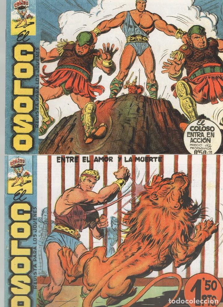 EL COLOSO DIBUJOS L. BLANCO (Tebeos y Comics - Tebeos Reediciones)