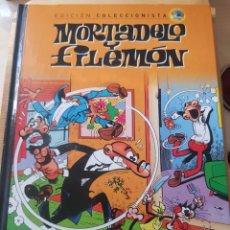 Tebeos: MORTADELO Y FILEMÓN TOMO 27 EDICION COLECCIONISTA SALVAT 2012. Lote 194941542