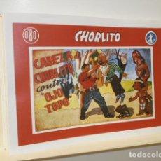 Tebeos: CHORLITO COMPLETA 8 NUM. REEDICION. Lote 195230985
