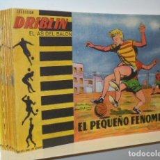Tebeos: DRIBLIN COMPLETA 15 NUM. REEDICION (LO PUBLICADO). Lote 195232791