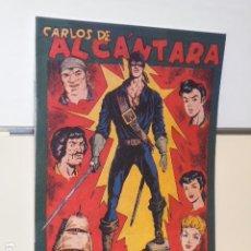 Tebeos: ALMANAQUE CARLOS DE ALCANTARA AÑO 1956 - NUEVA REEDICION 2020. Lote 195232930