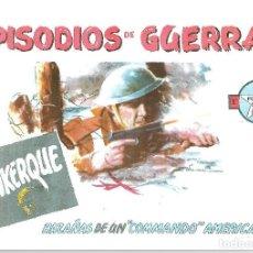 Tebeos: EPISODIOS DE GUERRA - COMPLETA. Lote 195310168