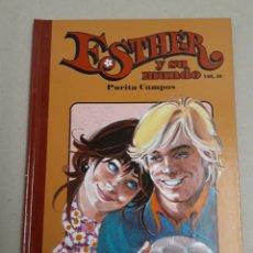 Tebeos: LIBRO ESTHER Y SU MUNDO-VOL.10. Lote 195463995