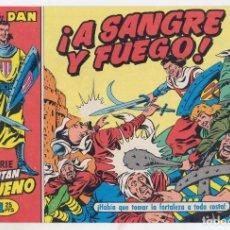 Giornalini: REEDICIÓN FACSIMIL - EL CAPITÁN TRUENO - N. 1: ¡A SANGRE Y FUEGO! - PERFECTO ESTADO. Lote 196107931