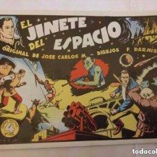 Giornalini: EL JINETE DEL ESPACIO - 80 PÁGINAS- REEDICIÓN. Lote 196766967