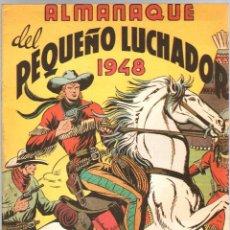 Tebeos: ALMANAQUE DEL PEQUEÑO LUCHADOR 1948. REEDICION. Lote 198110365