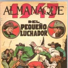 Tebeos: ALMANAQUE DEL PEQUEÑO LUCHADOR. REEDICION. Lote 198110580