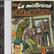 Tebeos: RIP KIRBY-LA MISTERIOSA CASA DE MUÑECAS-REEDICION-. Lote 198143731