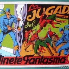 Tebeos: EL JINETE FANTASMA Nº 30 DIBUJOS DE AMBROS. Lote 198651370