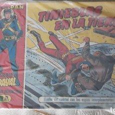 Tebeos: VENDAVAL EL CAPITÁN INVENCIBLE. COMPLETA. Lote 199293776