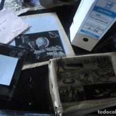 Tebeos: FOTOMECANICA DE LA COLECCION COMPLETA DE DIEGO VALOR,!!UNA JOYA!!SOLO ESTE FIN DE SEMANA!!!. Lote 200401412
