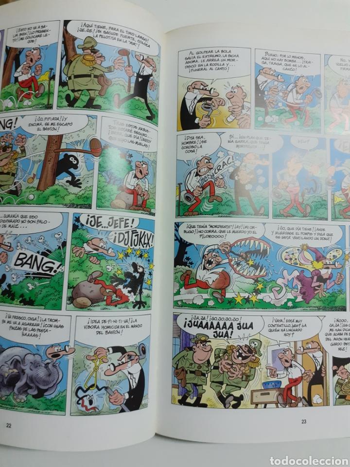 Tebeos: Mortadelo y Filemón, el tirano, año 2000 - Foto 3 - 202822241
